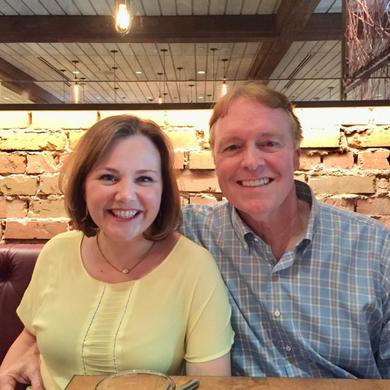 Global Faith Project | Carrie and Greg Headington Sitting